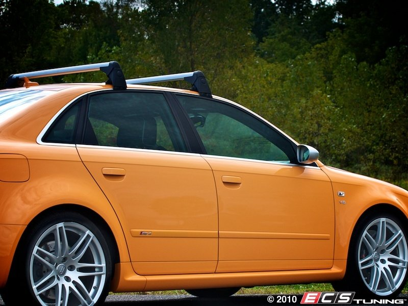 ECS Tuning :: B6 A4 Roof Rack Base Bars - DEEP DISCOUNT! - AudiWorld on audi q5 bike rack, chevrolet colorado bike rack, volkswagen cc bike rack, buick riviera bike rack, suzuki grand vitara bike rack, volvo c70 bike rack, audi a5 cabriolet bike rack, infiniti ex35 bike rack, honda civic bike rack, nissan 300zx bike rack, honda cr-z bike rack, 335i bike rack, bmw e30 bike rack, rs4 bike rack, mitsubishi lancer bike rack, honda del sol bike rack, convertible bike rack, mercedes glk bike rack, pontiac gto bike rack, mercedes s class bike rack,